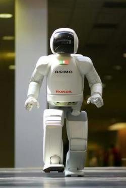 Humanoid Honda ASIMO